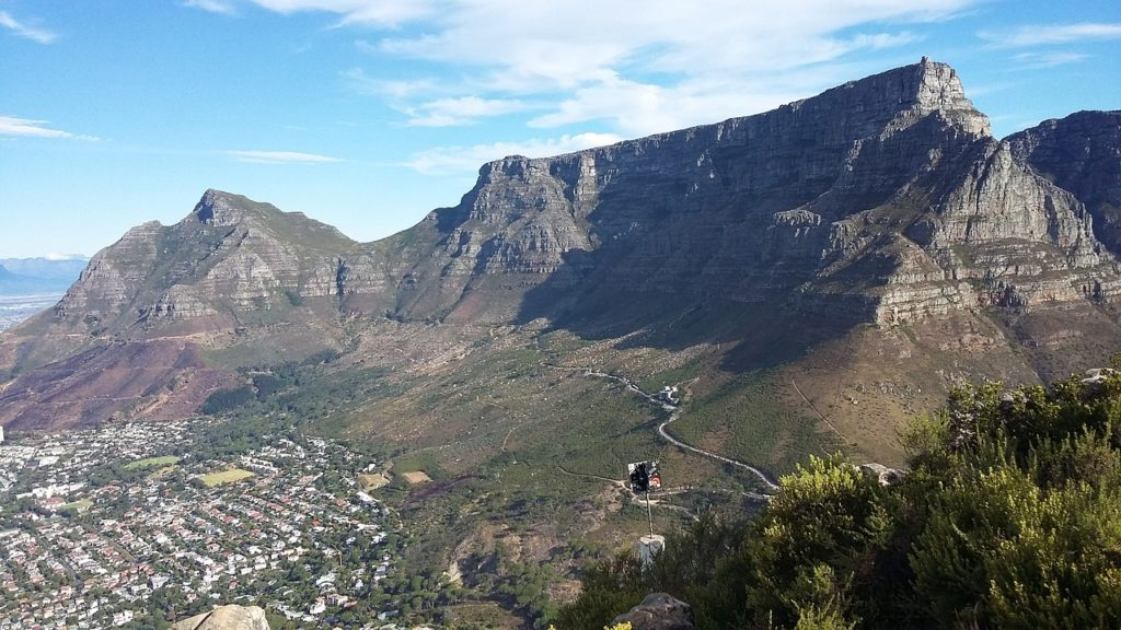 Table Mountain - Cap Occidental
